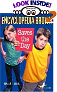 Encyclopedia Brown Saves the Day by  Donald J. Sobol, Leonard W. Shortall (Illustrator) (Paperback)