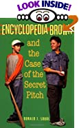 Encyclopedia Brown and the Case of the Secret Pitch by  Donald J. Sobol, Leonard W. Shortall (Paperback)
