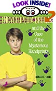 Encyclopedia Brown and the Case of the Mysterious Handprints by  Donald J. Sobol (Paperback)