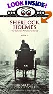 Sherlock Holmes: The Complete Novels and Stories by  Arthur Conan Doyle (Paperback)