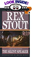 The Silent Speaker by  Rex Stout (Mass Market Paperback - February 1994)