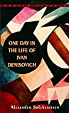 One Day in the Life of Ivan Denisovich - book cover picture