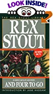 And Four to Go by  Rex Stout, et al (Mass Market Paperback - December 1992)
