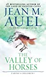 The Valley of Horses - book cover picture