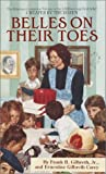 Belles on Their Toes - book cover picture