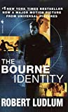 The Bourne Identity - book cover picture