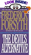 The Devil's Alternative by  Frederick Forsyth (Mass Market Paperback)