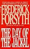 The Day of the Jackal - book cover picture