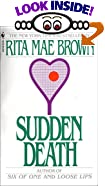 Sudden Death by  Rita Mae Brown (Paperback - April 1984) 