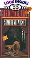 Something Wicked by  Carolyn G. Hart (Mass Market Paperback)