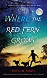 Where the Red Fern Grows - book cover picture