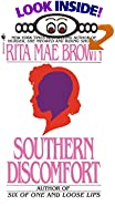 Southern Discomfort by  Rita Mae Brown (Paperback) 