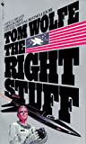 The Right Stuff - book cover picture