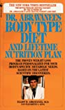 DR. ABRAVANEL'S BODY TYPE DIET - book cover picture