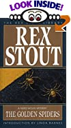 The Golden Spiders by  Rex Stout (Mass Market Paperback - July 1995)
