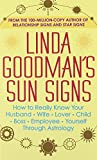 Linda Goodman's Sun Signs - book cover picture