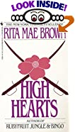High Hearts by  Rita Mae Brown (Paperback) 