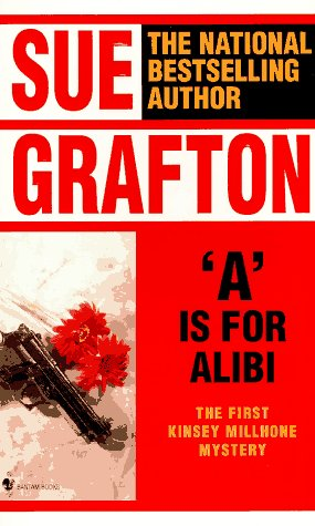 Sue Grafton - A is for Alibi