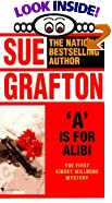 A Is for Alibi by  Sue Grafton (Paperback)