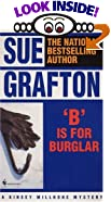B Is for Burglar by Sue Grafton