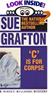 C Is for Corpse by  Sue Grafton (Epilogue) (Mass Market Paperback - May 1987)