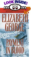 Payment in Blood by  Elizabeth George (Paperback)