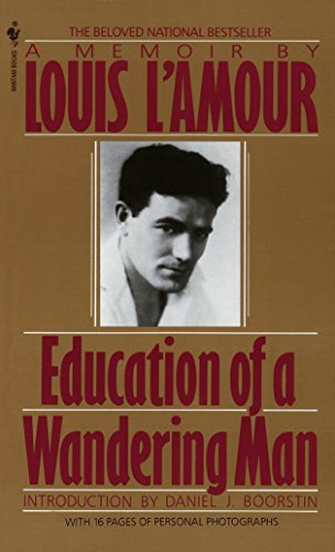Education of a Wandering Man, L'Amour, Louis