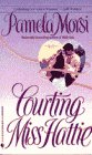 Courting Miss Hattie - book cover picture
