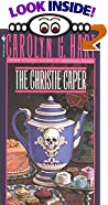 The Christie Caper by  Carolyn G. Hart (Paperback - April 1999) 