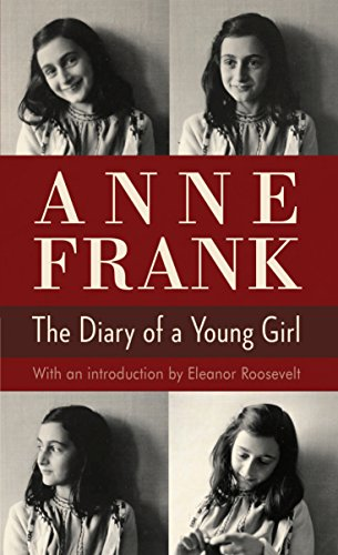 Anne Frank: The Diary of a Young Girl Book Cover Picture