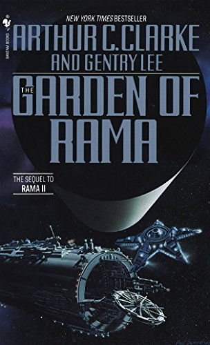 The Garden of Rama, Arthur C. Clarke; Gentry Lee