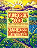 The California Cook - book cover picture