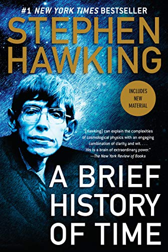 A Brief History of Time, by Hawking, S.