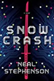 Snow Crash (Bantam Spectra Book) - book cover picture