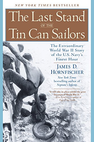 The Last Stand of the Tin Can Sailors Book Cover Picture