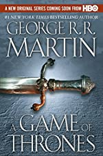 A Game of Thrones: Book 1 in the Song of ice and Fire Series by George R. R. Martin