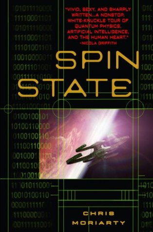Spin State by Jeffrey Chris Moriarty