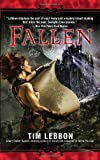 Book Cover: Fallen By Tim Lebbon