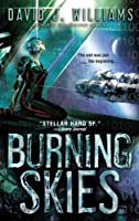REVIEW: The Burning Skies by David J. Williams