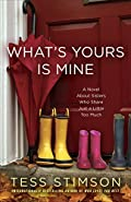 What's Yours Is Mine by Tess Stimson