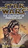 Star Wars the Courtship of Princess Leia - book cover picture