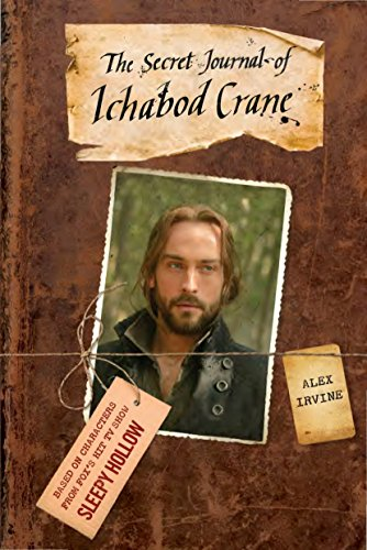 The Secret Journal of Ichabod Crane cover