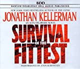 Survival of the Fittest (Jonathan Kellerman) - book cover picture