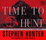 Time to Hunt (audio CD) - book cover picture