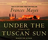 Under the Tuscan Sun (Audio CD) - book cover picture