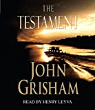 The Testament (John Grishham) - book cover picture