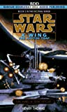 The Krytos Trap (Star Wars: X-Wing Series, Book 3) - book cover picture