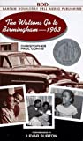 The Watsons Go to Birmingham-1963 - book cover picture