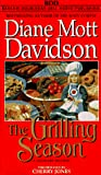 The Grilling Season : A Culinary Mystery (The Goldy Bear Culinary Mystery Series) (Culinary Mysteries (Audio)) - book cover picture