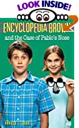 Encyclopedia Brown and the Case of Pablo's Nose by  Donald J. Sobol, Eric Velasquez (Illustrator) (Paperback - September 1997)